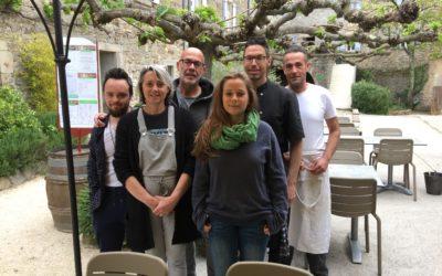 Ouverture du restaurant «La Clé des Champs» le 3 mai