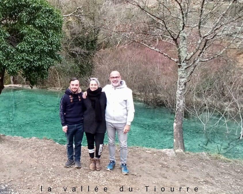 La vallée du Tiourre