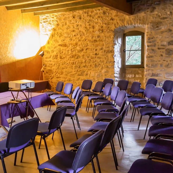 Séminaire gîte pierre Ardèche